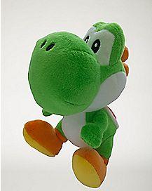Super Mario Yoshi Plush - 6 Inch