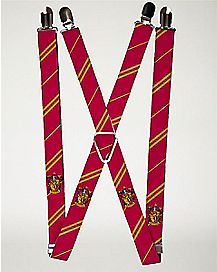 Gryffindor Harry Potter Suspenders