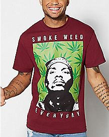 Smoke Weed Snoop T shirt