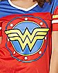Wonder Woman Jersey T shirt - DC Comics
