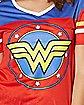 Wonder Woman Jersey T shirt - DC Comics