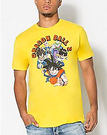 Hands Dragon Ball Z T Shirt