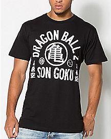 Son Goku Dragon Ball Z T shirt