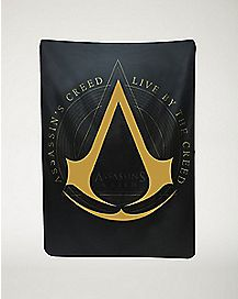 Live by the Creed Assassins Creed Fleece Blanket