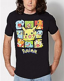 Character Pokemon T Shirt