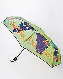 Skull Suicide Squad Umbrella
