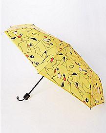 Pokemon Pikachu Umbrella