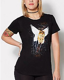 Angel Hamster Galaxy T shirt