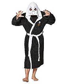 Nightmare Before Christmas Jack Robe