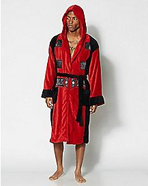 Deadpool Fleece Robe - Marvel Comics