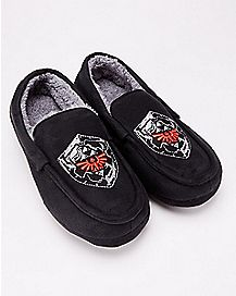 Dark Link Zelda Moccasins - The Legend of Zelda