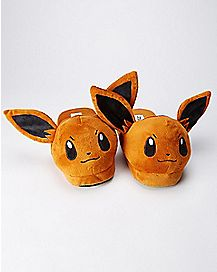 Eevee Pokemon Slippers