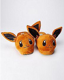 Eevee Pokemon Slippers