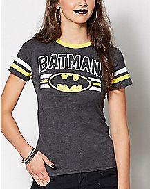 Hockey Batman T shirt