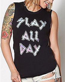 Slay All Day T Shirt