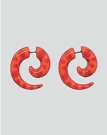 Dragon Ball Z Faux Spiral