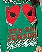 Tits The Season Christmas Sweater