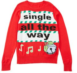 MUSICAL SINGLE BELLS SWEATER