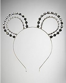 Gem Mouse Ears Headband
