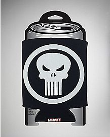 The Punisher Marvel Comics Can Cooler