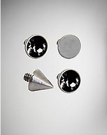 Spike Dermal Top 4 Pack - 14 Gauge