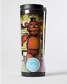 Five Nights At Freddy's Travel Mug 12 oz