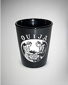 Mystifying Oracle Ouija Shot Glass 2 Oz