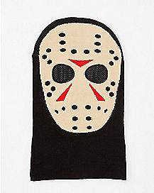 Jason Friday the 13th Ski Mask Beanie Hat