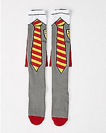 Gryffindor Harry Potter Knee High Socks