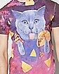 Taco Cat Galaxy T Shirt
