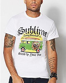 Stand by Your Van Sublime T shirt