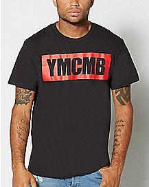Logo YMCMB T shirt