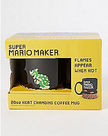 Super Mario Bowser Heat Changing Mug - 20 oz.