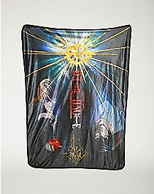 Death Note Fleece Blanket
