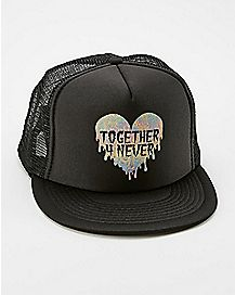 Together 4 Never Trucker Hat