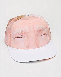 Head Trump Snapback Hat