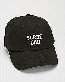 Sorry Dad Dad Hat