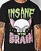 Pinky & the Brain Animaniacs T Shirt
