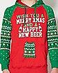 Happy New Beer Hoodie