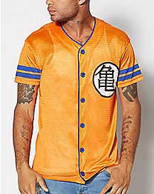 Dragon Ball Z Jersey T  Shirt