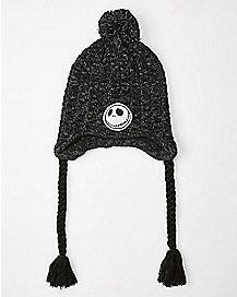 Nightmare Before Christmas Jack Skellington Laplander Hat