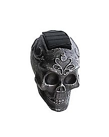 Iron Skull Ring Jewelry Box