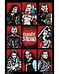 Suicide Squad Group Grid Poster