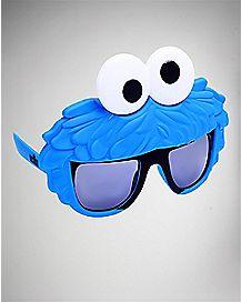Cookie Monster Sunstache