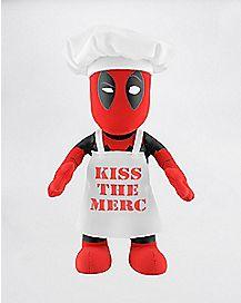 Chef Deadpool Plush Toy 8