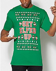 Get Elfed Up T Shirt