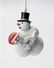 Snow Sex Ornament
