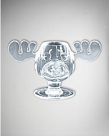 National Lampoon's Christmas Vacation Moose Shot Glass - 1.5 oz