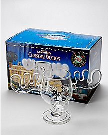 National Lampoons Christmas Vacation Moose Mug  8 oz