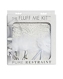Fluff Me Kit - Pure Restraint